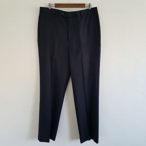 Brooks Brothers Madison Fit Wool Pin Striped Pants